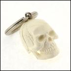 骨格キーホルダー(頭蓋骨)